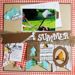Summer - Pebbles