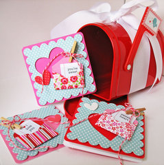 Valentine Notes - Doodlebug
