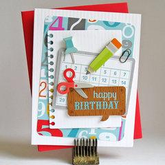 Happy Birthday - Doodlebug