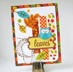 Leaves - Doodlebug