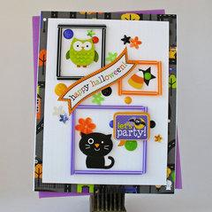 Happy Halloween - Doodlebug
