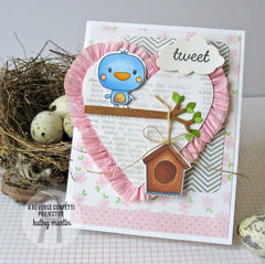 Tweet - Reverse Confetti
