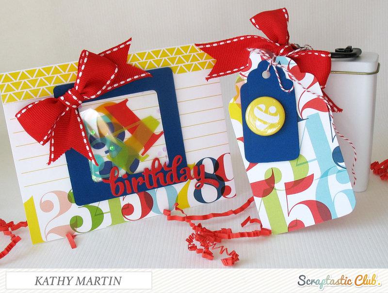 Birthday Card & Gift