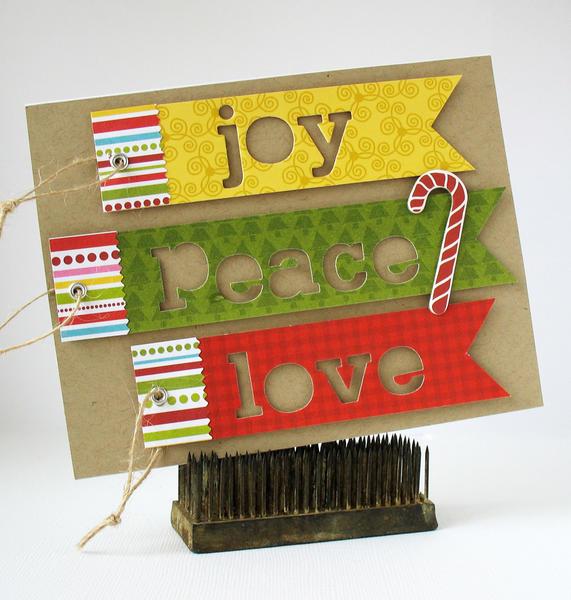 Joy Peace Love - Bella Blvd.