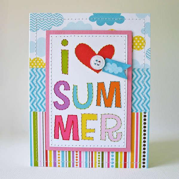 I Love Summer - Bella Blvd.
