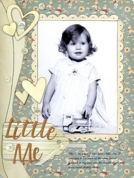 Little Me (Kelly Goree Lift)