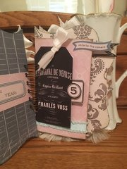 Melissa Frances Shabby Chic Album