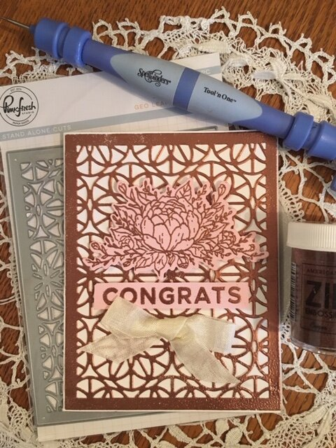 Pinkfresh Congratulations Card