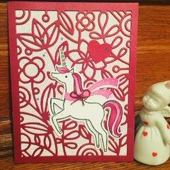 Pinkfresh Unicorn Valentine