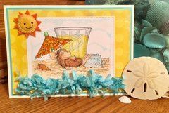 House Mouse Summer Card