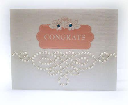 Pearl Congrats *Zva Creative*