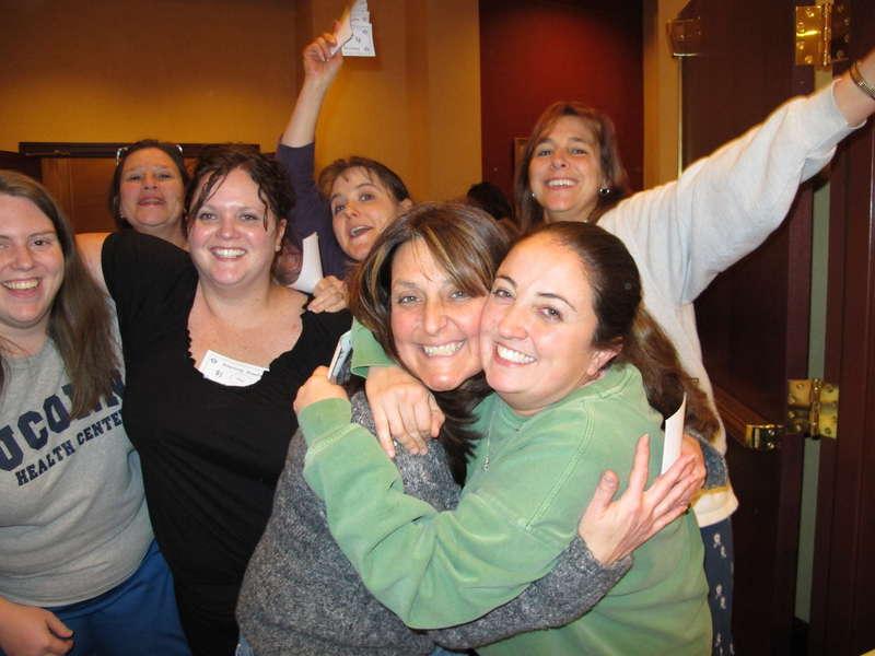 Good times at Scrap-a-way Retreats!!!!!