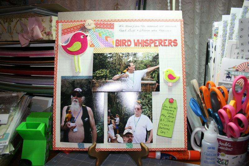 Bird Whisperers