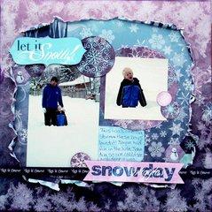 Snowday **Moxxie**