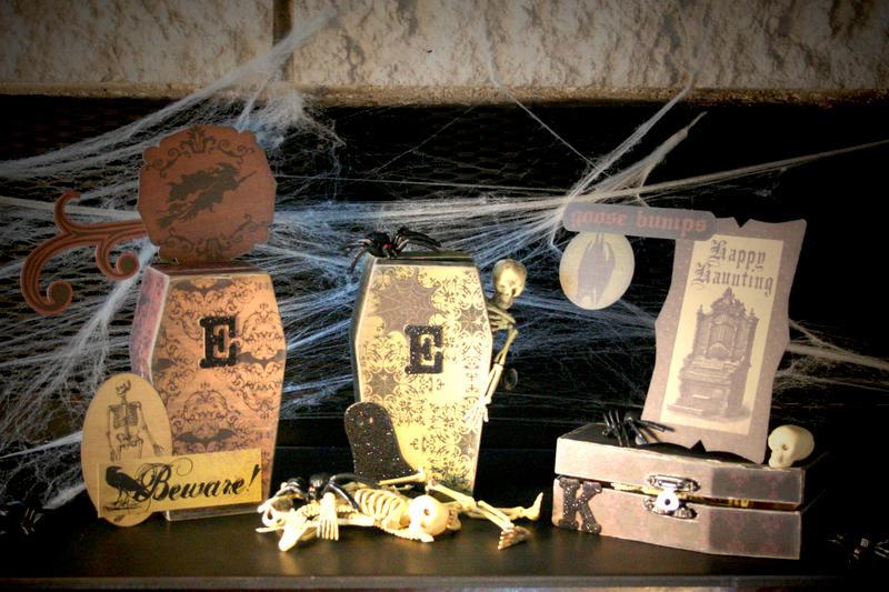Spooky Coffins *Moxxie*
