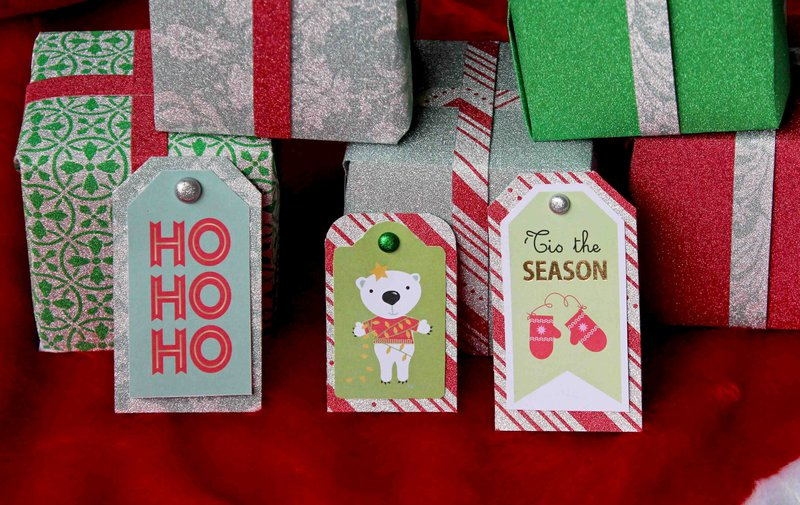 Gift Tags *DCWV*