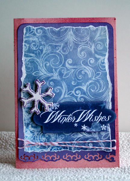 Winter Wishes card *Moxxie*