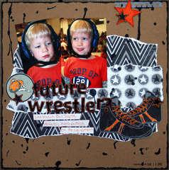Future Wrestler? *Moxxie*