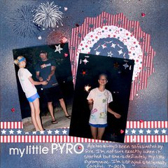 my little Pyro