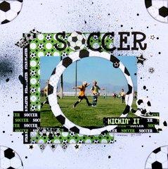 Soccer *Moxxie*