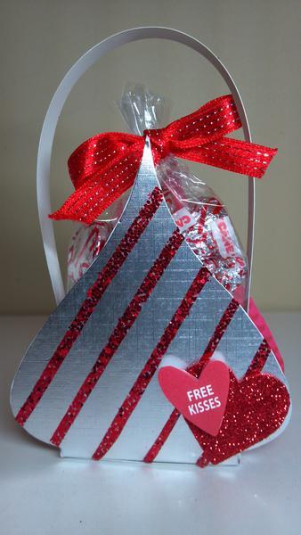Hershey Kiss Treat Box