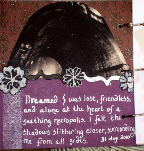"""""""Dreamland"""" Mini Album Page 4"""