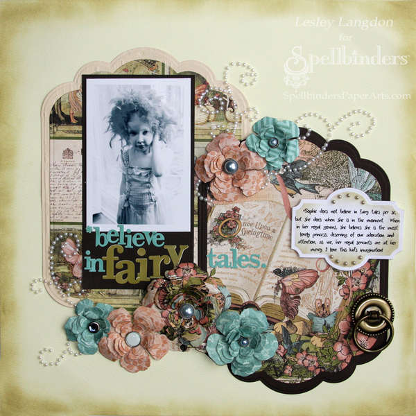 Believe in Fairy Tales **Spellbinders**