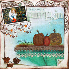PUMPKIN **UNITY STAMP CO**