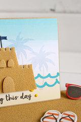 Summer Sand Castle
