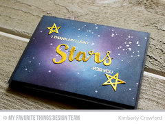 I thank my stars for you
