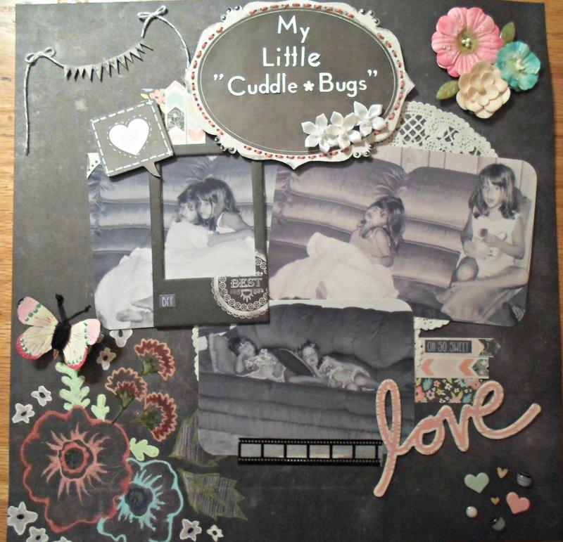 "My Little ""Cuddle Bugs"""