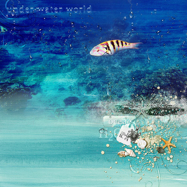 FIJI - UNDERWATER WRLD
