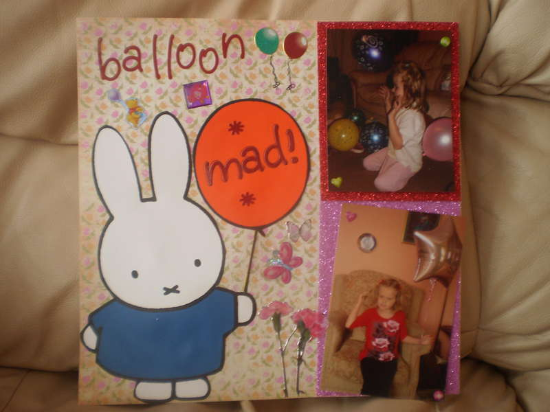 Balloon Mad (Left)