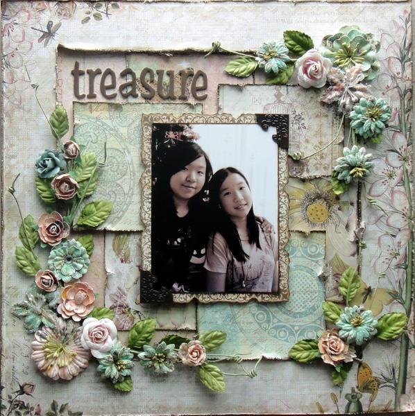 Treasure *My Creative Sketches*