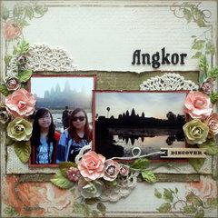 Angkor *My Creative Sketches*