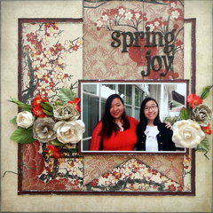Spring Joy *My Creative Sketches*