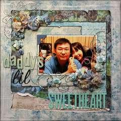 *ZVA Creative* Daddy's Lil Sweetheart