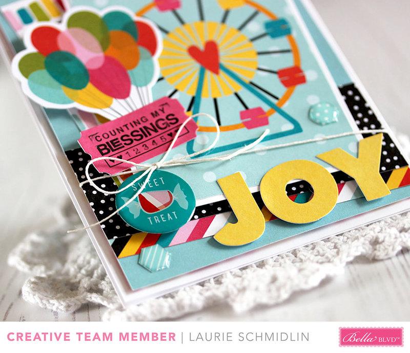 Joy by Laurie Schmidlin