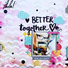 Better Together {Paper Issues Try It Tuesday}