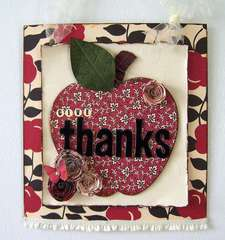 Give Thanks Wall Hanger