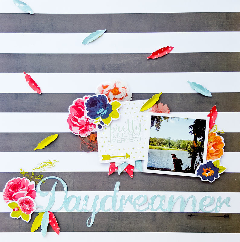 Daydreamer {Paper Issues Cut File}
