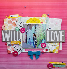 Wild Love {Paper Issues Mood Board}