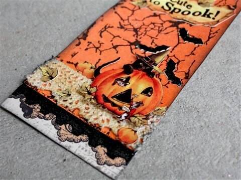 Halloween Tag Project Day 4