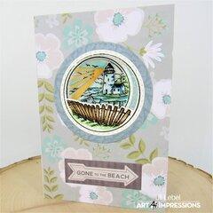 Lighthouse Circlet MTF Card