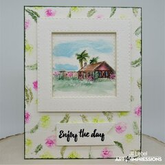 Tropica Art Impression Watercolor Cards