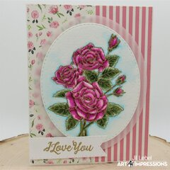 Exclusive Roses Card