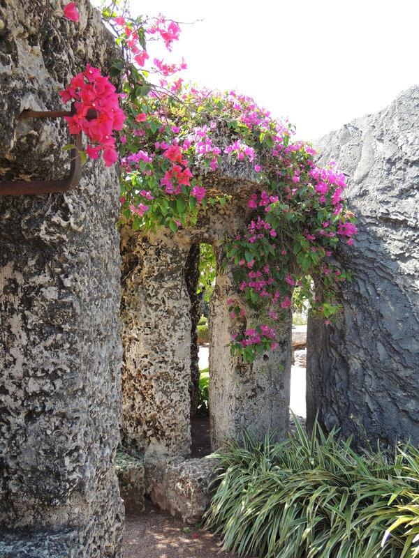 Beautjful  Corral Castle,... Homestead, Florida...