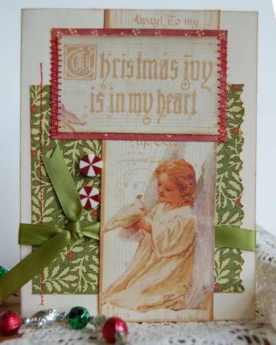 Christmas Joy is in My Heart