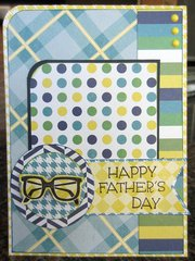 MOJO348 Father's Day card