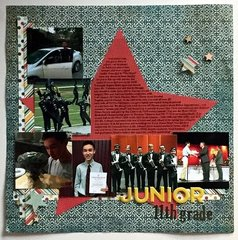 Junior - 11th grade